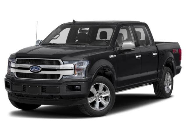 2018 Ford F-150 Platinum SuperCrew 4WD
