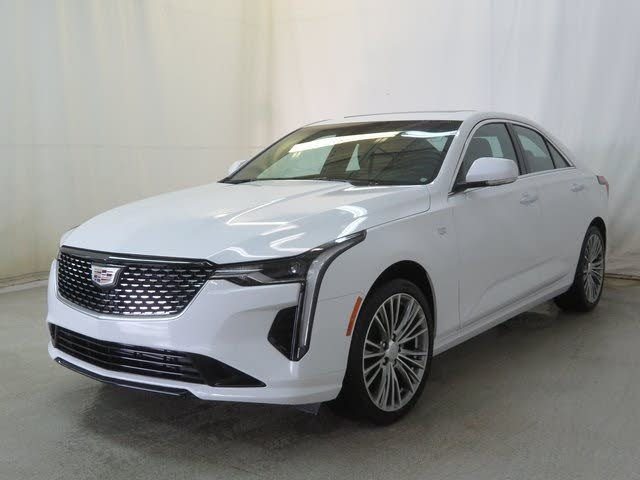 Used 2020 Cadillac CT4 Premium Luxury AWD for Sale (with ...