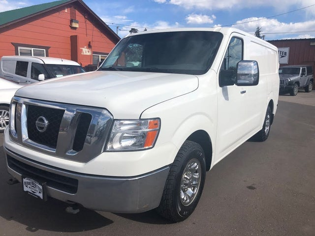 2016 Nissan NV Cargo 2500 HD S with High Roof V8