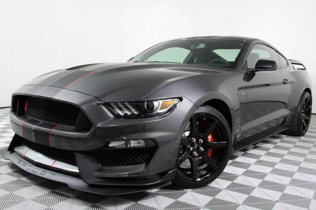 2018 Ford Mustang Shelby GT350R Fastback RWD