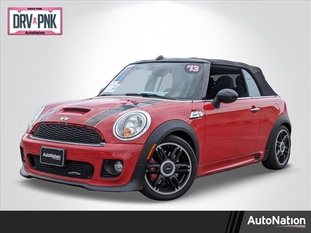 2013 MINI Cooper John Cooper Works Convertible FWD