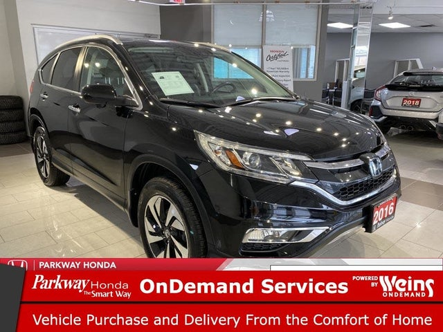 2016 Honda CR-V Touring AWD
