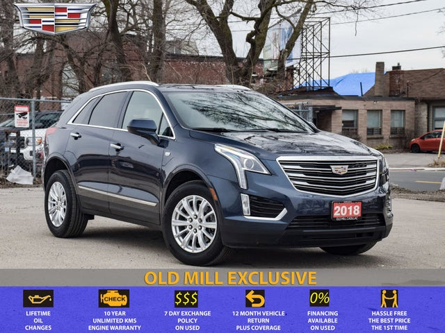 Used Cadillac XT5 for Sale in Toronto, ON - CarGurus