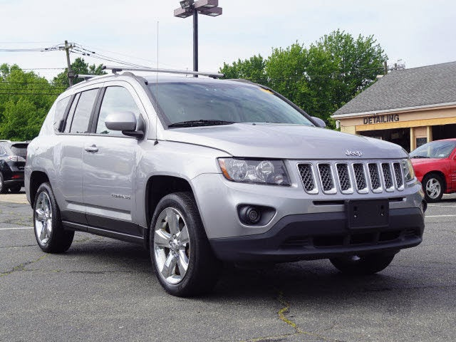 2014 Jeep Compass Latitude 4WD