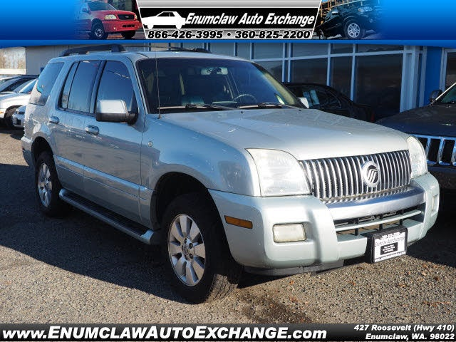 2006 Mercury Mountaineer V6 Luxury AWD