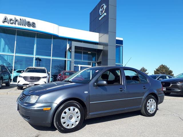 2007 Volkswagen Jetta City Base