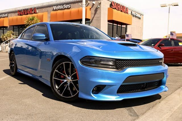 2015 Dodge Charger R/T Scat Pack RWD
