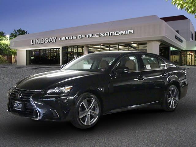 2020 Lexus GS 350 AWD