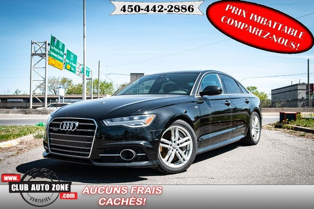 2017 Audi A6 3.0T quattro Technik Sedan AWD