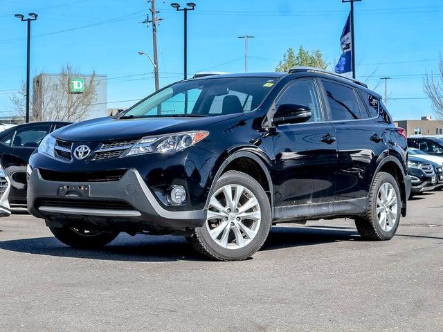 2014 Toyota RAV4 Limited AWD