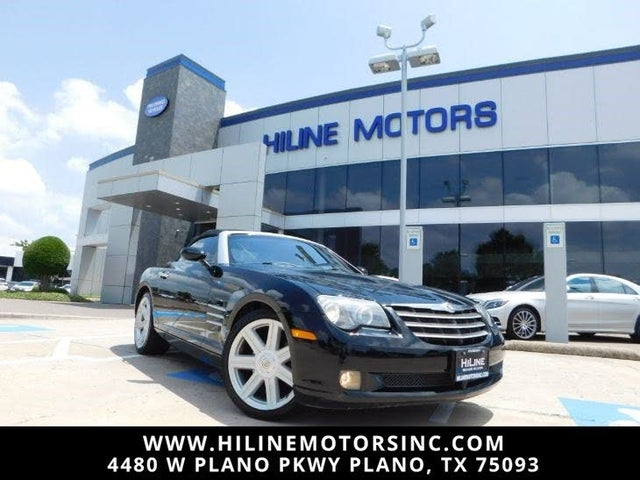 Used Chrysler Crossfire For Sale In New York Ny Cargurus