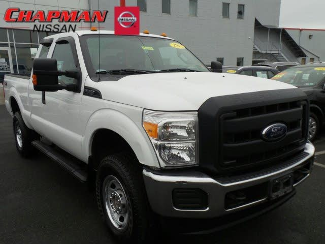 2013 Ford F-350 Super Duty XL SuperCab 4WD