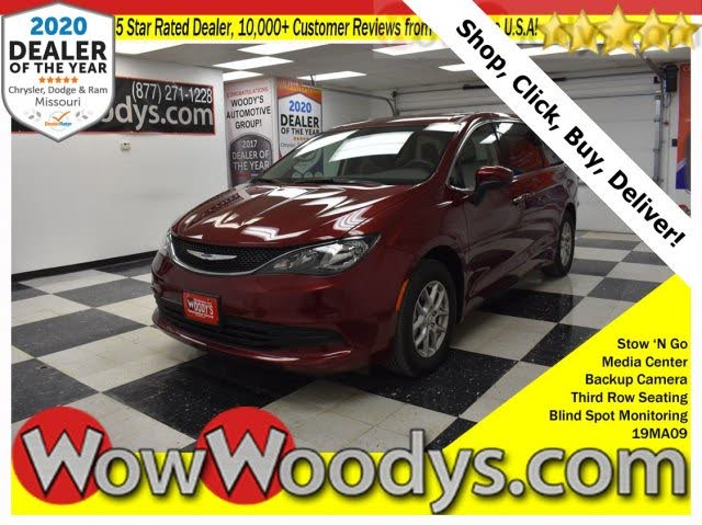 2019 Chrysler Pacifica LX FWD