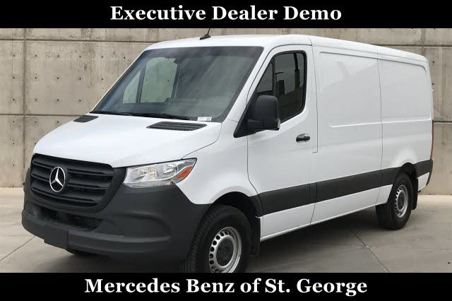 2019 Mercedes-Benz Sprinter 2500 144 High Roof Crew Van RWD