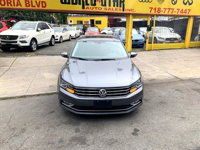 2016 Volkswagen Passat 1.8T SE with Technology