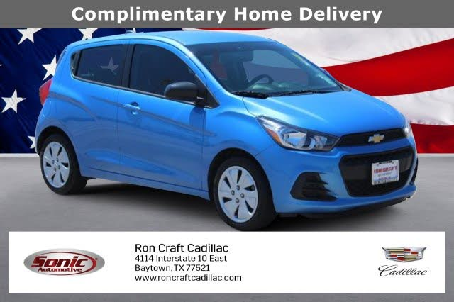 2018 Chevrolet Spark LS FWD