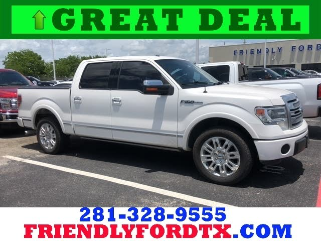 2014 Ford F-150 Platinum SuperCrew