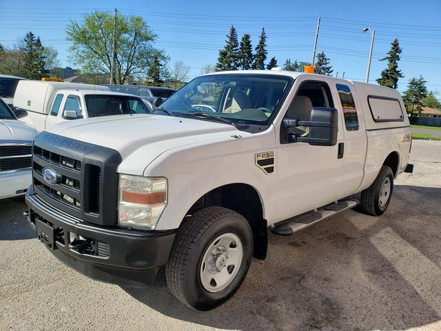 2008 Ford F-250 Super Duty XL Super Cab 4WD