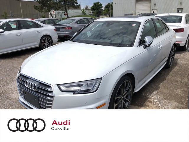 2019 Audi S4 3.0T quattro Technik Sedan AWD