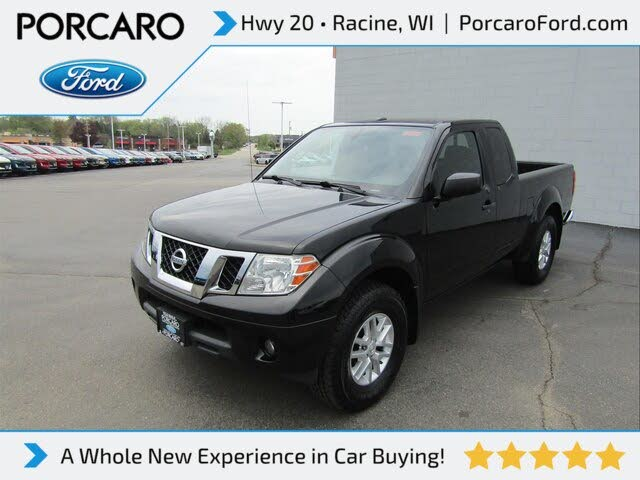 2015 Nissan Frontier SV King Cab 4WD