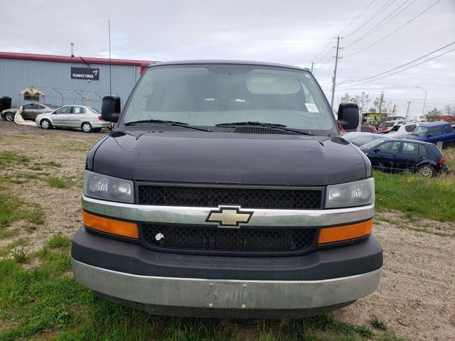 2015 Chevrolet Express Cargo 3500 Diesel Extended RWD