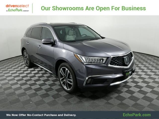 2017 Acura MDX FWD with Advance Package