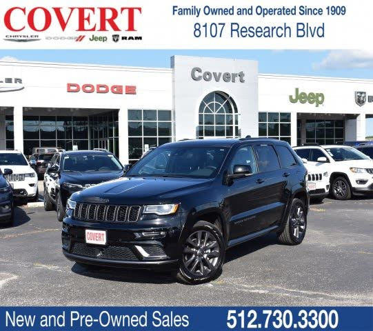 Used 2019 Jeep Grand Cherokee High Altitude 4WD For Sale