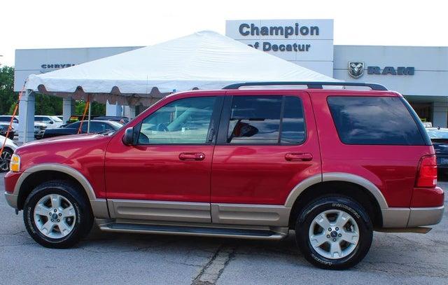 2003 Ford Explorer Eddie Bauer V6