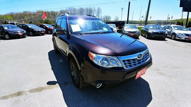 2013 Subaru Forester 2.5X Touring