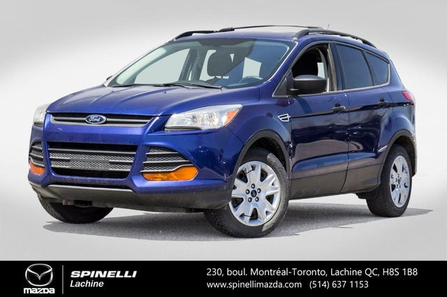 2013 Ford Escape S FWD