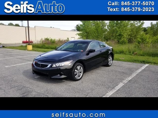 2009 Honda Accord Coupe LX-S