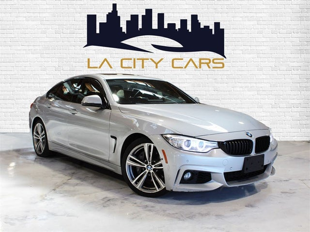 2017 BMW 4 Series 440i Gran Coupe RWD