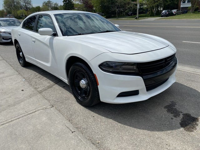 2018 Dodge Charger Police RWD