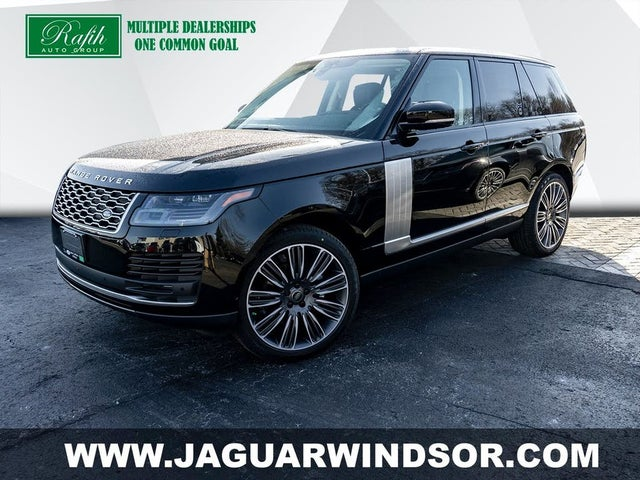 2020 Land Rover Range Rover HSE Td6 4WD
