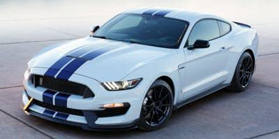 2017 Ford Mustang Shelby GT350 Fastback RWD