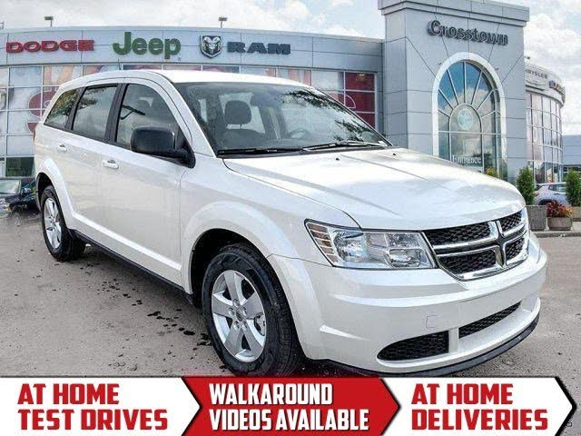 2019 Dodge Journey Canada Value Package FWD
