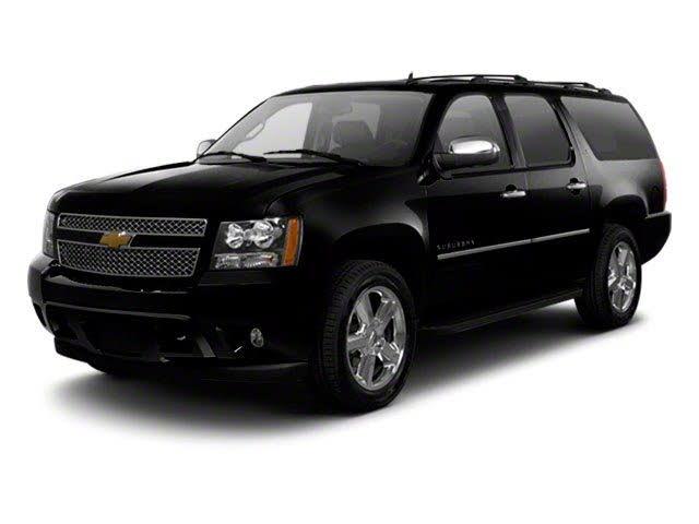 2013 Chevrolet Suburban 1500 LT RWD
