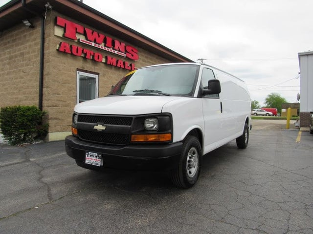 2014 Chevrolet Express Cargo 3500 Extended RWD