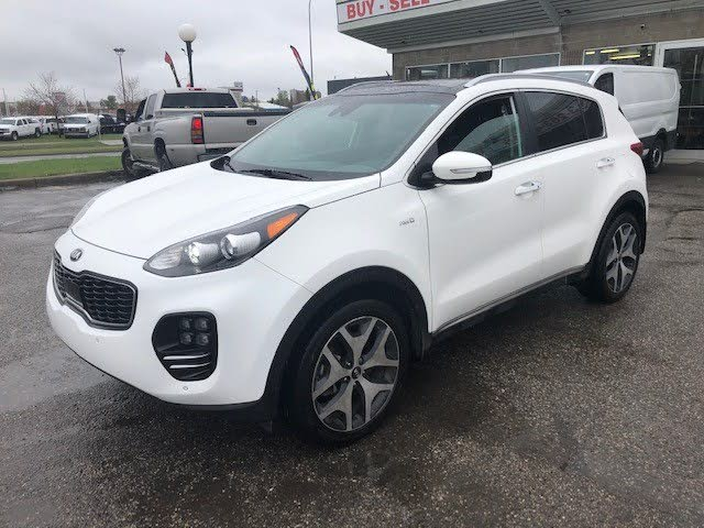 2017 Kia Sportage SX Turbo AWD