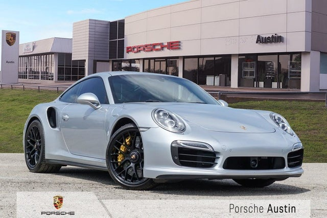 2016 Porsche 911 Turbo S AWD