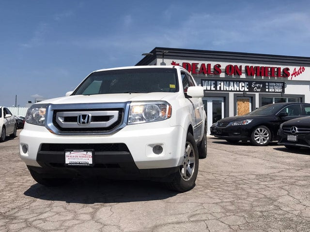2010 Honda Pilot Touring with Navi 4WD
