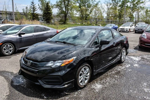 2014 Honda Civic Coupe LX