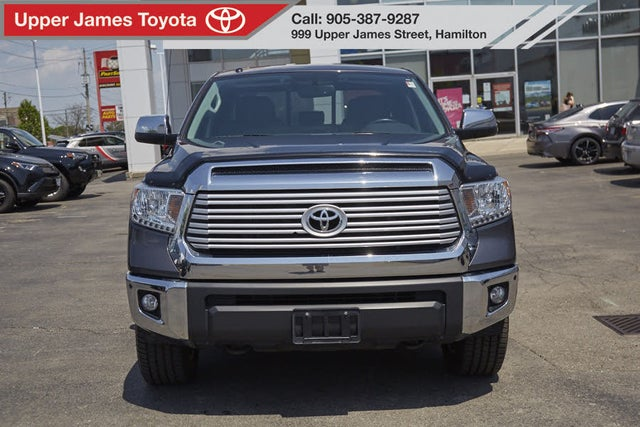 2015 Toyota Tundra Limited Double Cab 5.7L 4WD
