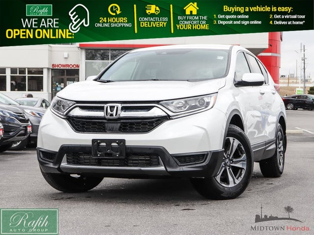 2019 Honda CR-V LX AWD
