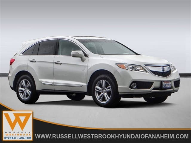 2013 Acura RDX FWD with Technology Package