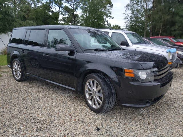 2011 Ford Flex Titanium AWD with Ecoboost