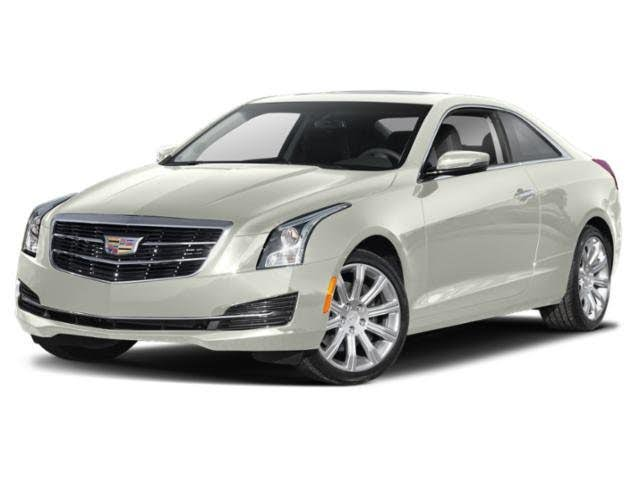 2018 Cadillac ATS Coupe 2.0T Luxury RWD