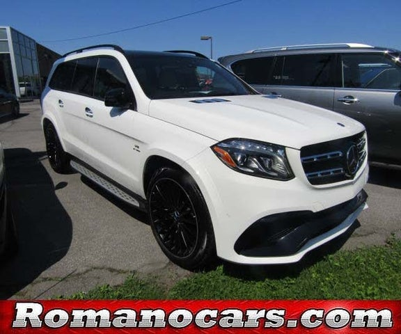 Used 2018 Mercedes-Benz GLS-Class GLS AMG 63 For Sale
