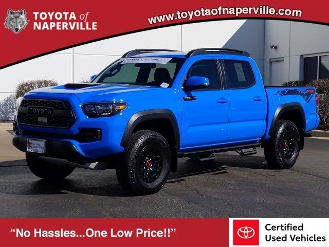 New 2019 Toyota Tacoma Trd Pro Double Cab In Orlando Manual Guide