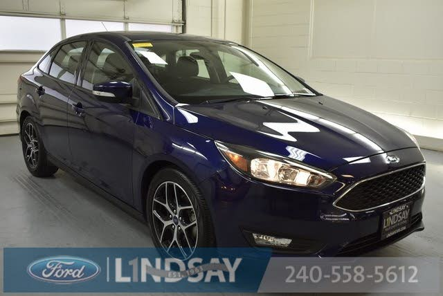 2017 Ford Focus SEL